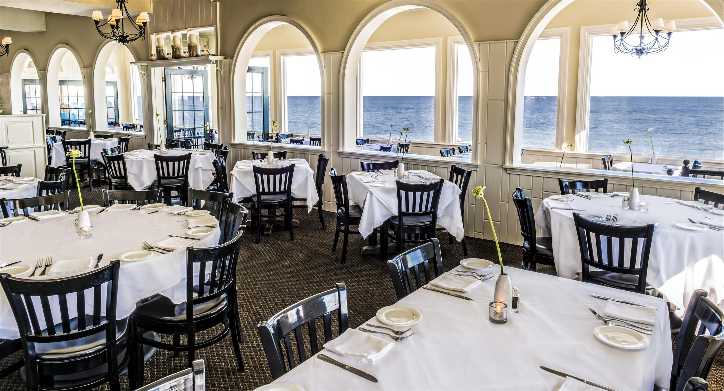 The Ocean House Restaurant